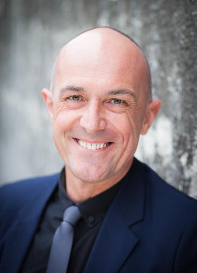 Landrat Dr Klaus Metzger