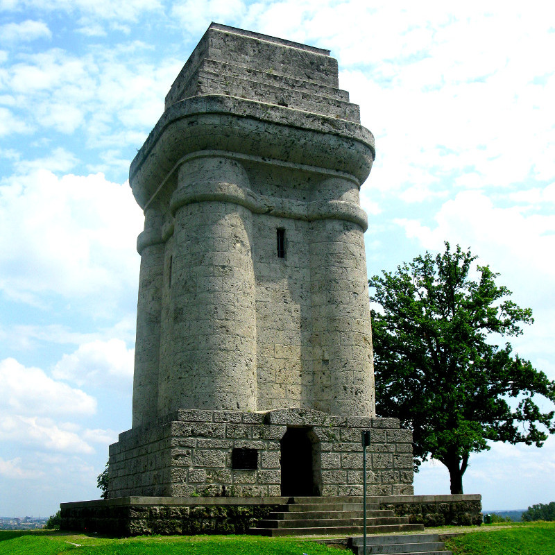 You are currently viewing Augsburg von Oben – Bismarckturm wieder geöffnet