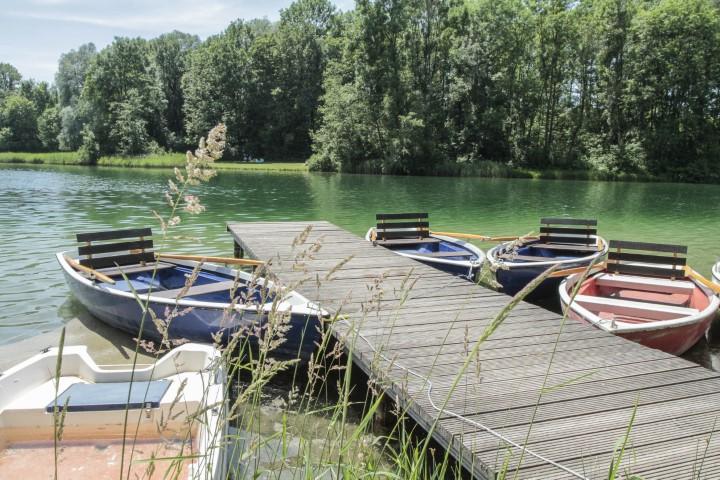 Read more about the article Der Kuhsee – Urlaub im Siebentischwald