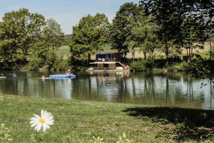 Unterwegs in den reizvollen Lechauen – Sander Seen, Thierhaupten, Mandlachsee