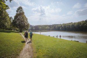 Radeln und Baden im Voralpengebiet –  Ausflugsziele im Landkreis Landsberg am Lech