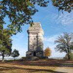 Bismarckturm Ausblick