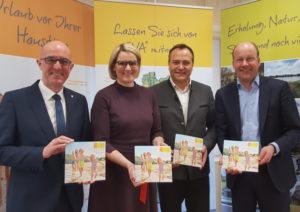 Der Naherholungsgebieteverein Augsburg wird 50 Jahre alt