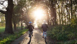 Mit dem Rad durch den Landkreis Landsberg – EVA fördert Ausbau der Radwege