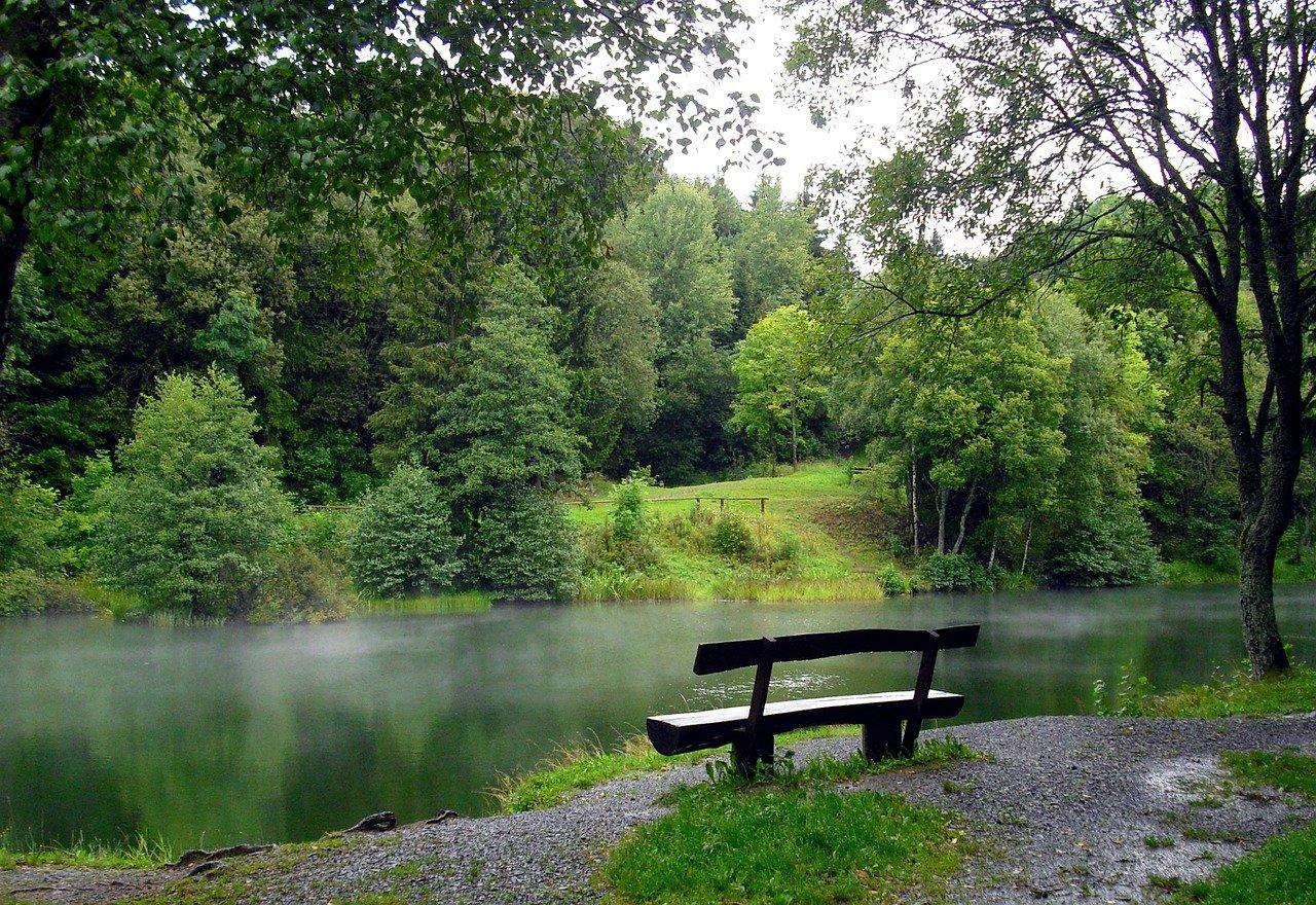 Naturpark Augsburg Westliche Wälder – Badespaß in den Stauden